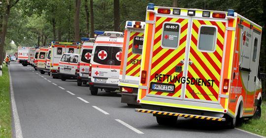 Kosten für Rettungsdienste laufen aus dem Ruder